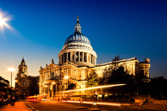 St Pauls Cathedral. London