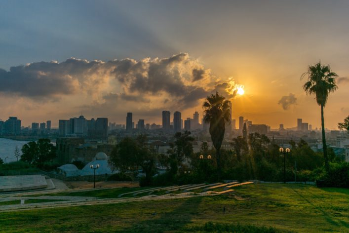 View of Tel Aviv from Jaffa – 2