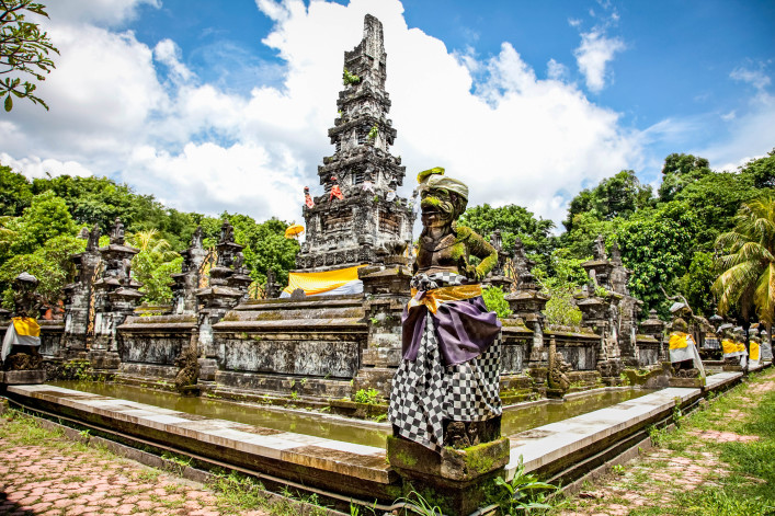 Denpasar Bali Tempel