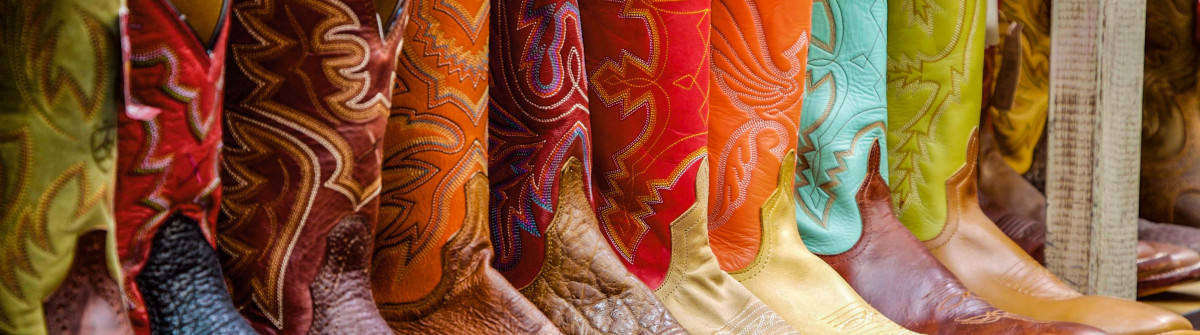 Texas Tipps Cowboy Stiefel