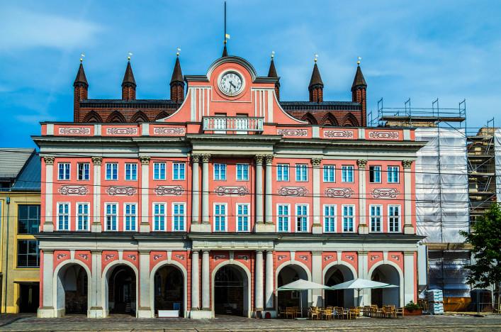 Rostock Tipps Rathaus