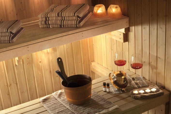 Typisch Finnische Sauna, Finnland, Helsinki Tipps