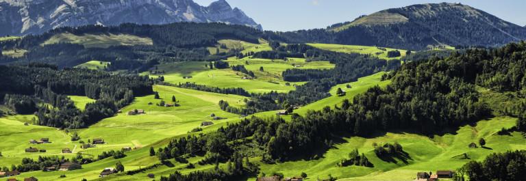 Appenzell Landscape iStock_000046022852_Large