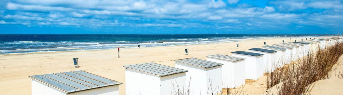 Urlaub in den Niederlanden Texel Strand
