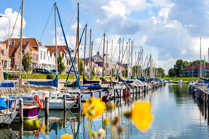 Urlaub in den Niederlanden Renesse