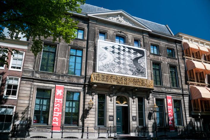 Escher Museum, The Hague, Netherlands