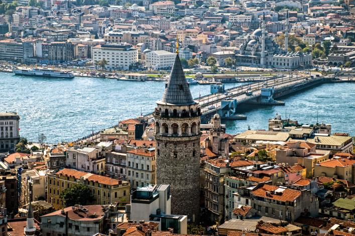 Istanbul Tipps Galata-Turm