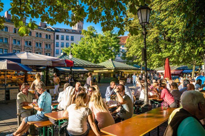 Biergärten München