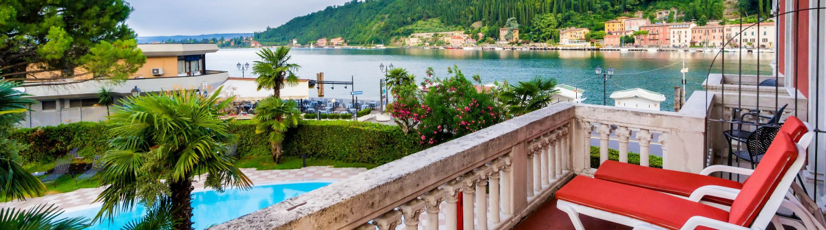 Lake Garda from a terrace in Toscolano Maderno, Italy shutterstock_149234114-2