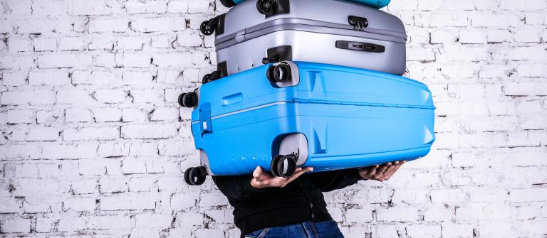 Gepäck- und handgepäckbestimmungen