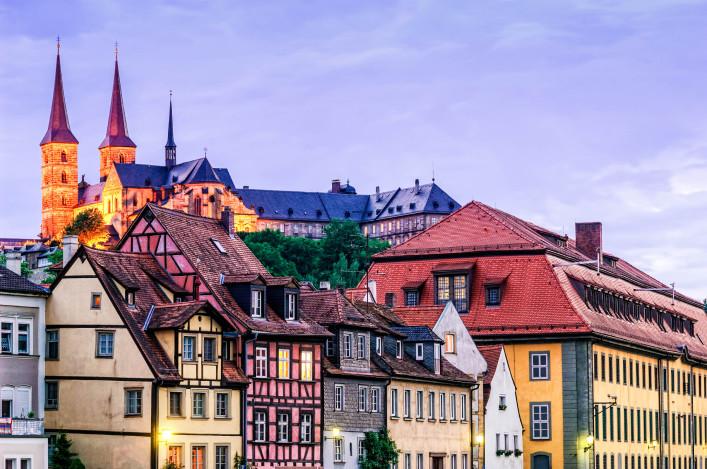 Die schönsten Altstädte Deutschlands