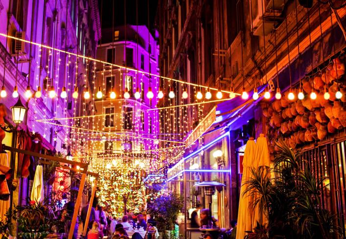 Istanbul Tipps Nachtleben Party