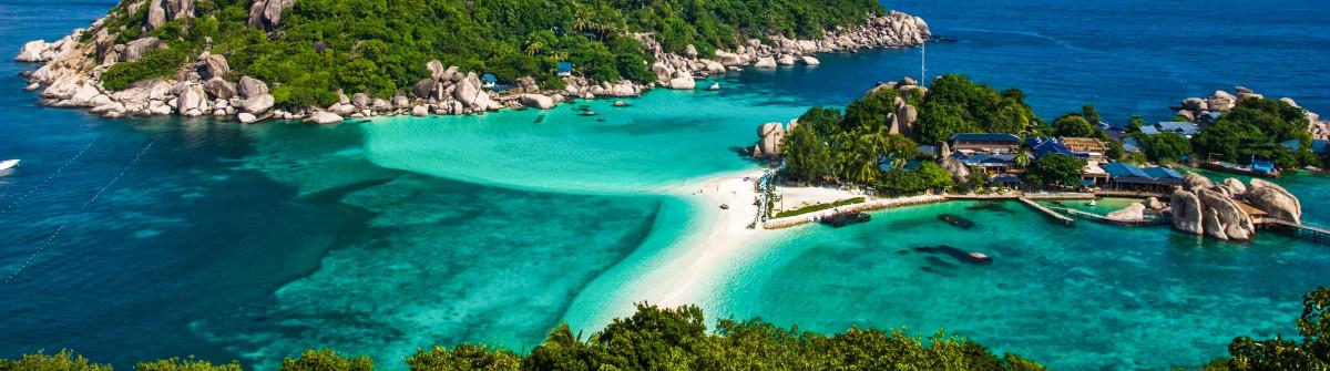 nang yuan island at south of Thailand shutterstock_85010095-2