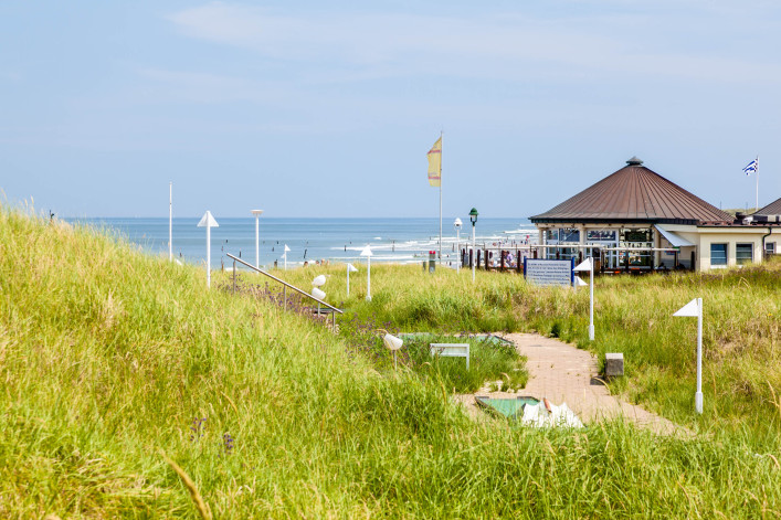 Norderney Northern Beach