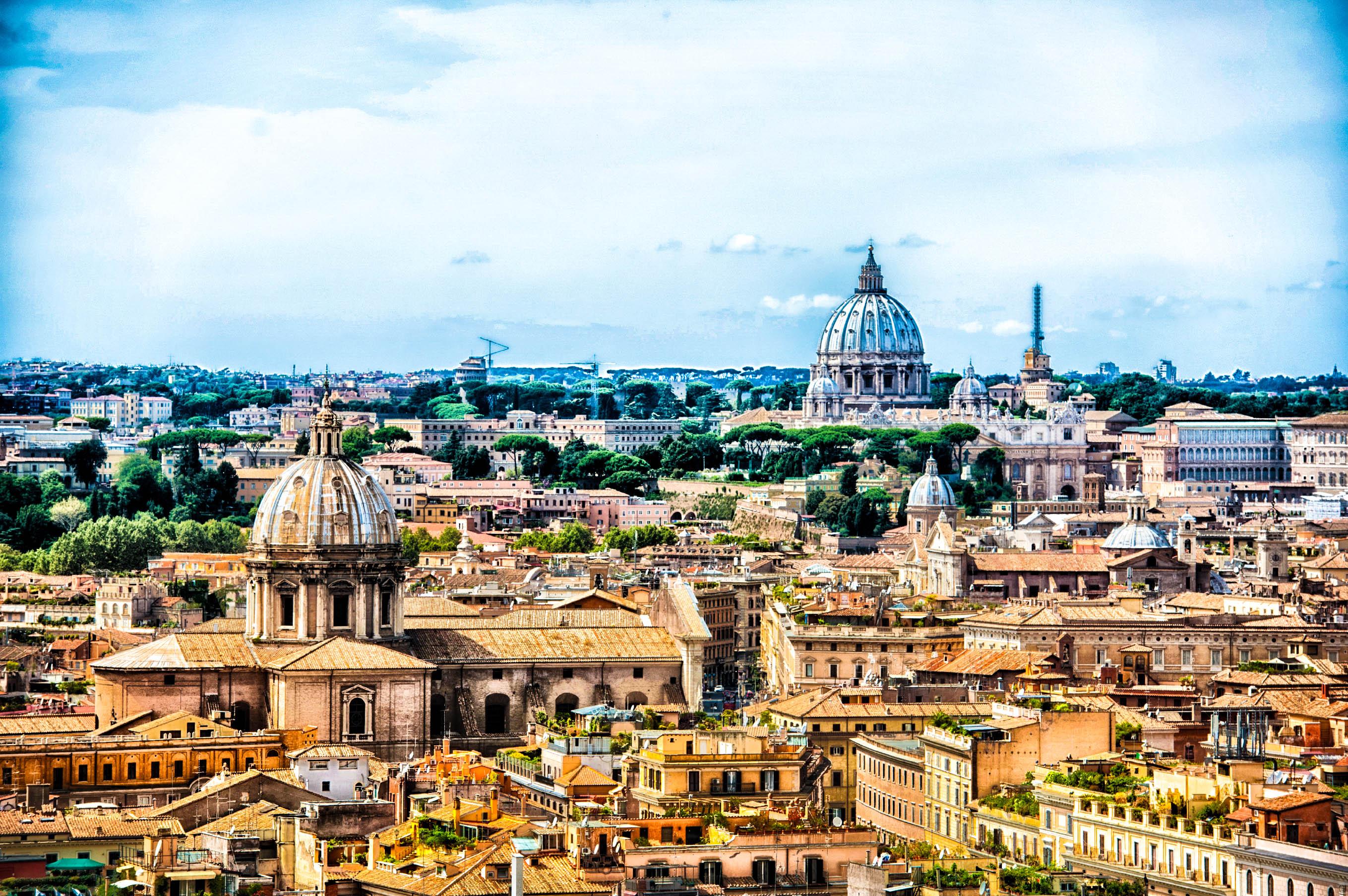 St dtetrip nach rom 4 tage im designhotel mit fl gen f r for Designhotel italien