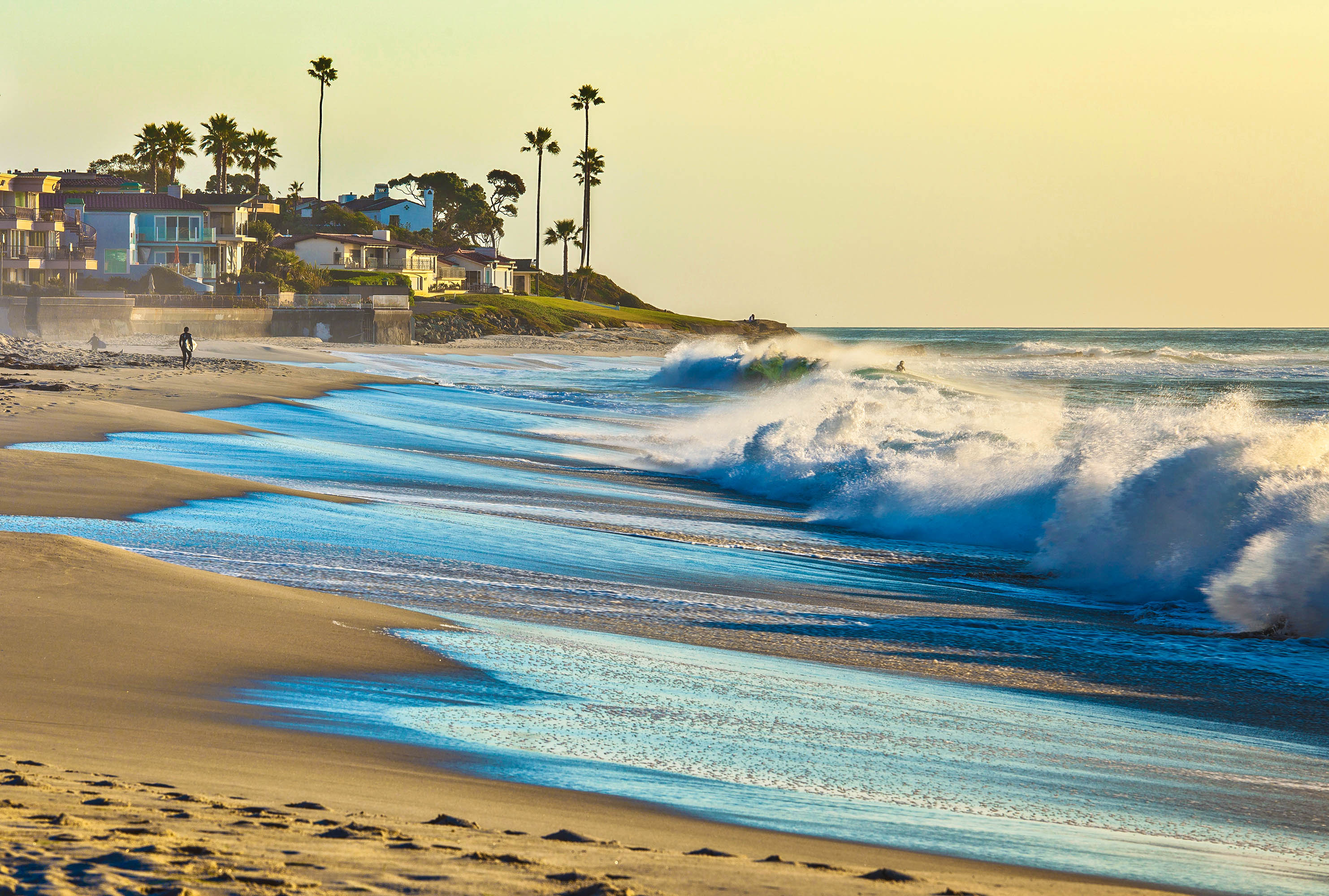 What Is Mission Beach In San Diego Ca