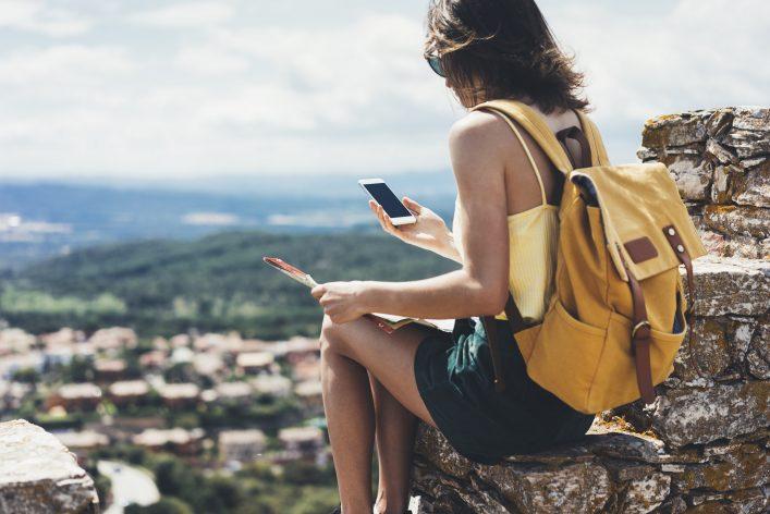 Internetgefahren im Urlaub
