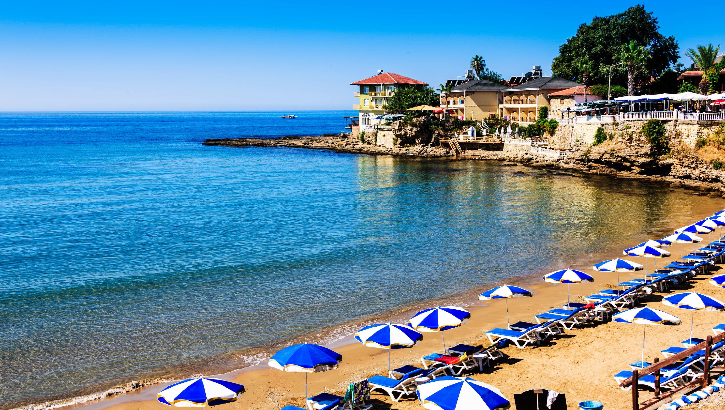 Cenger Beach Hotel Antalya