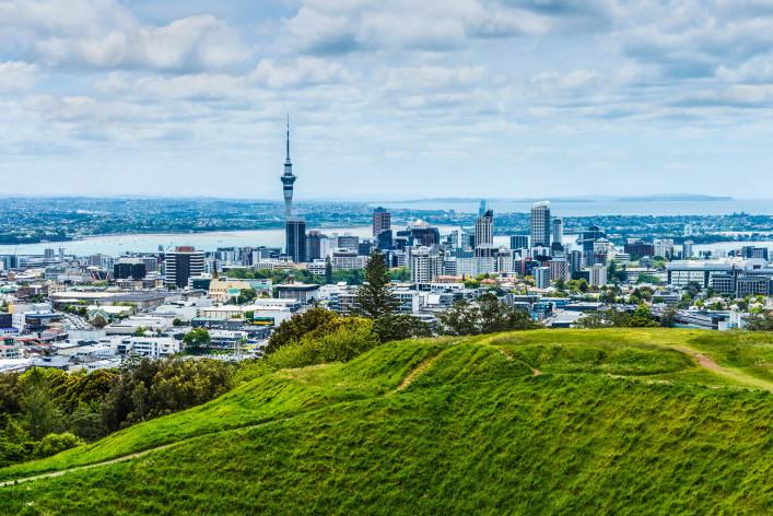 Auckland Tipps Skyline