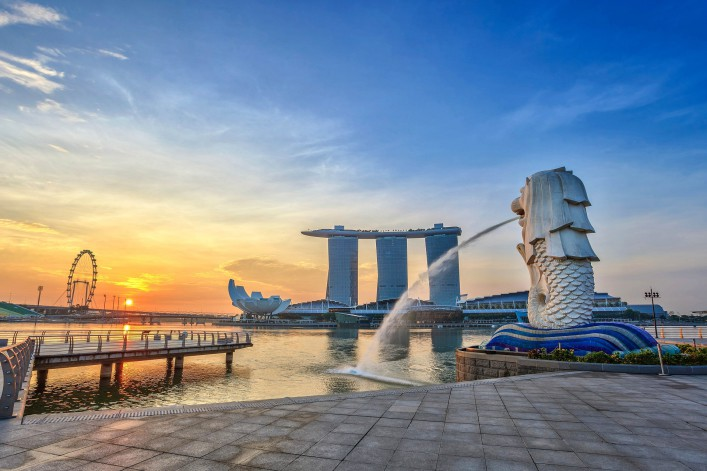 Singapur Tipps Marina Bay