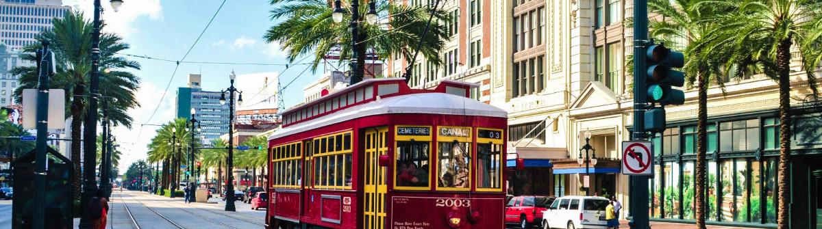 New Orleans Tipps Straßenbahn