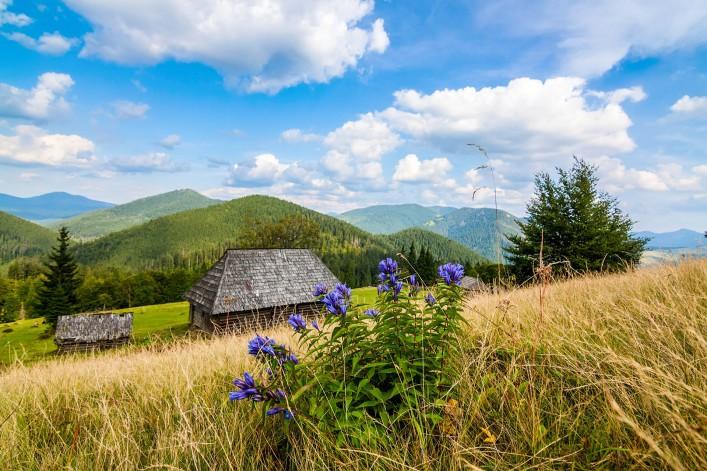 Ukraine Landschaft