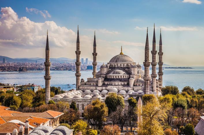 Istanbul Tipps Sultan Ahmet Moschee