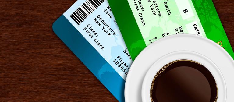 Open Return Ticket