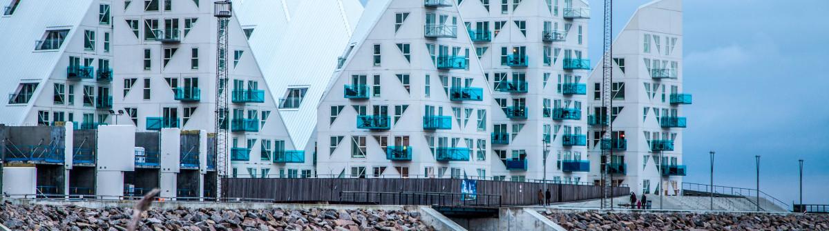 Aarhus Tipps Der Eisberg in Aarhus