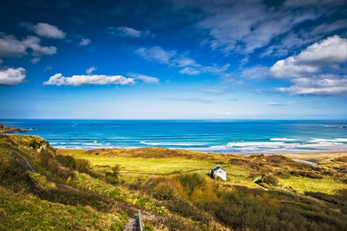 Nordirland Küste Ulster