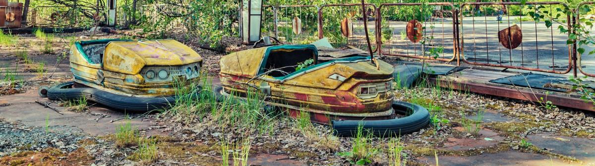 Ukraine Prypjat Tschernobyl