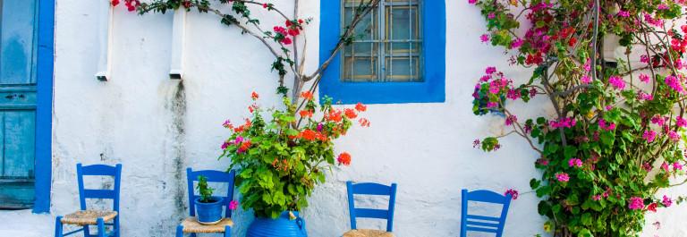 Griechische Inseln Kos