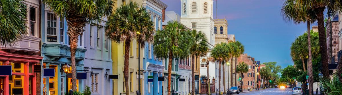 Charleston Tipps