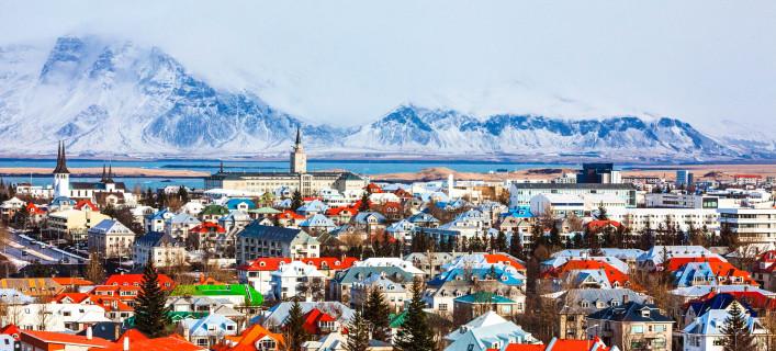 Es gibt jede Menge gute Restaurants in Reykjavik