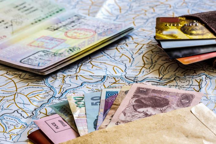 Kreditkarte Urlaub Landeswährung