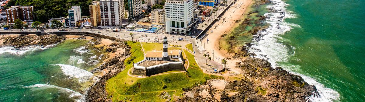 Farol da Barra – Salvador – Bahia – Brasil
