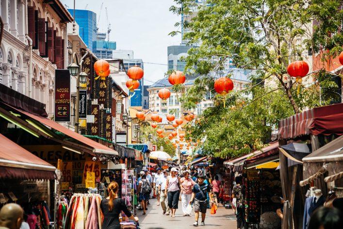 Singapur Tipps, Chinatown