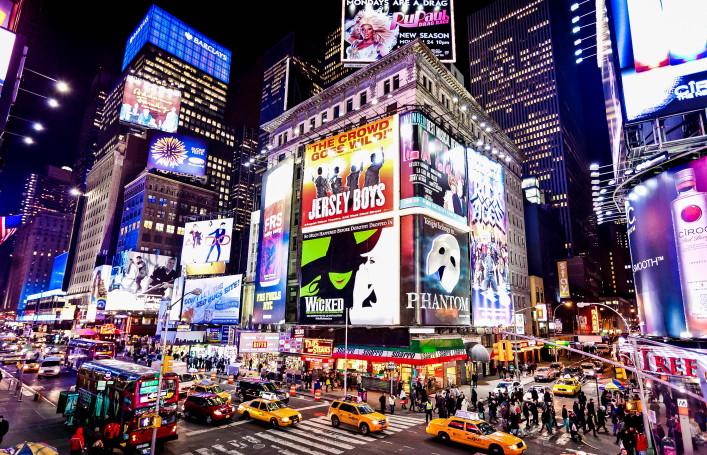 Musical Entstehungsgeschichte Broadway