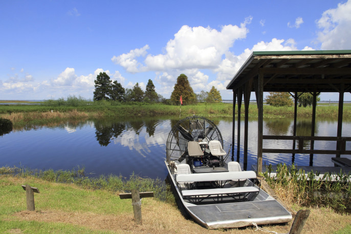 Kissimmee Orlando Airboat iStock_000028780552_Large