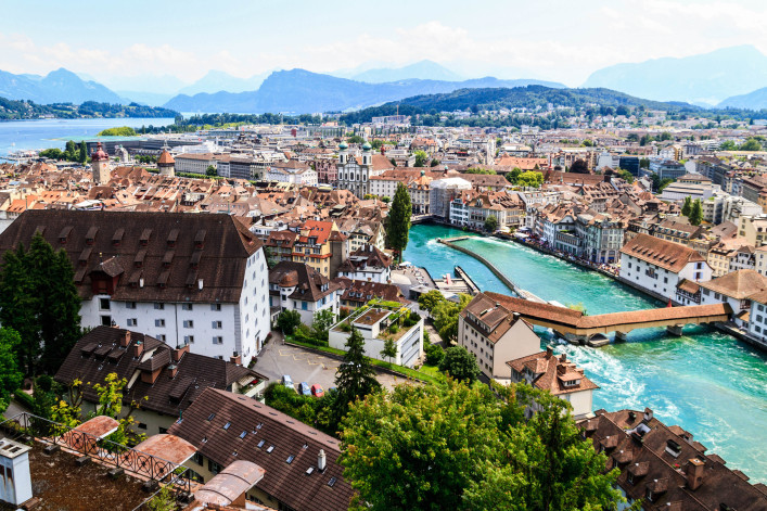 Luzern City View