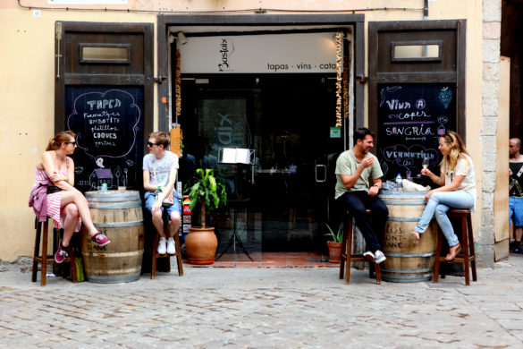 Barcelona Tipps Restaurants Tapas