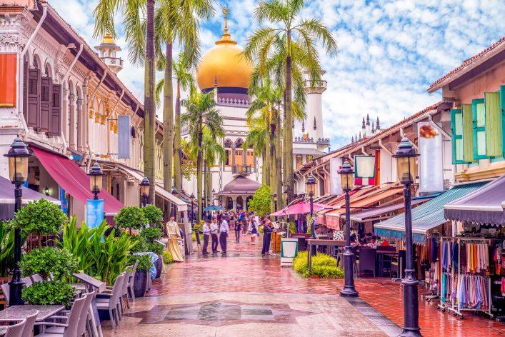 Lieblingsort: Arab Street Singapur