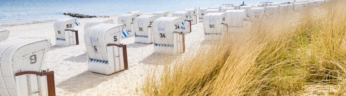 Entspannung an der Ostsee