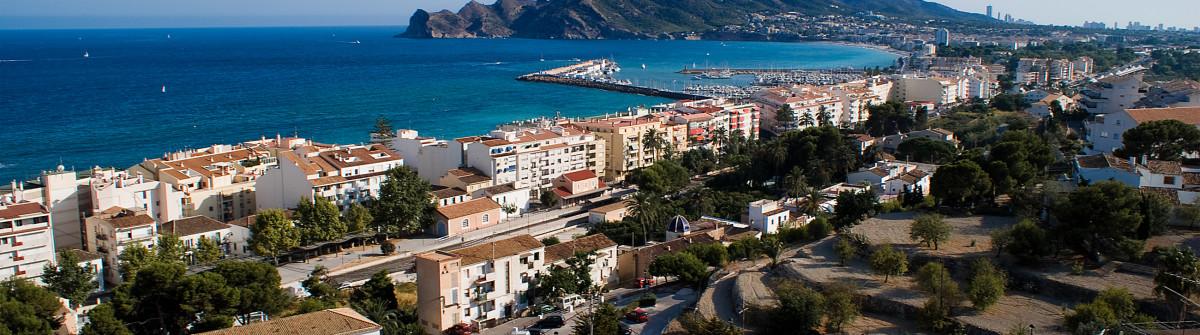 Valencia Aerial View shutterstock_35470765