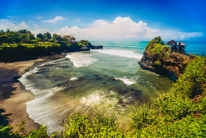 Pura Tanah Lot Tempel auf Bali