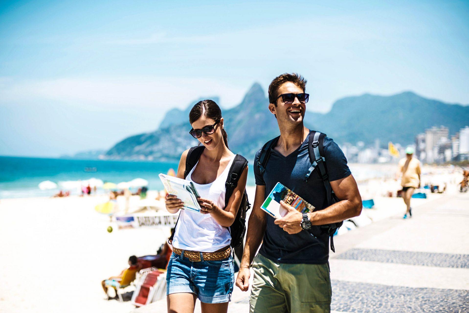 Romantikurlaub am Strand? Auch das ist mit Blind Booking möglich