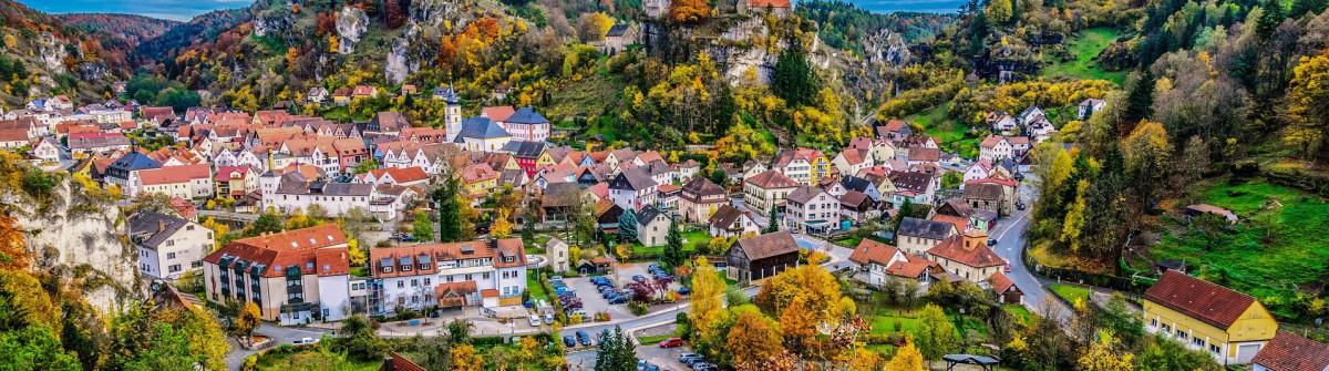 Urlaub in Franken