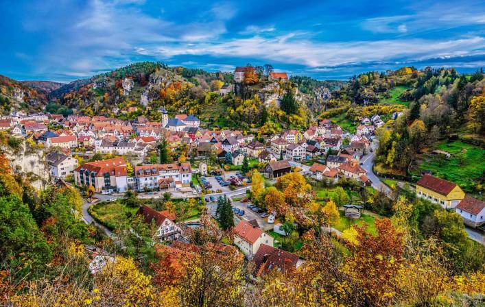 Urlaub in Franken Fränkische Schweiz
