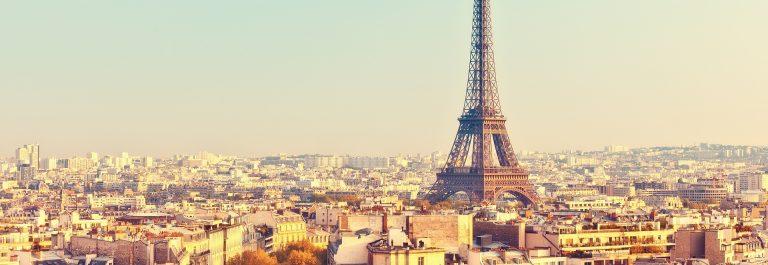 Städtereise im Herbst Paris