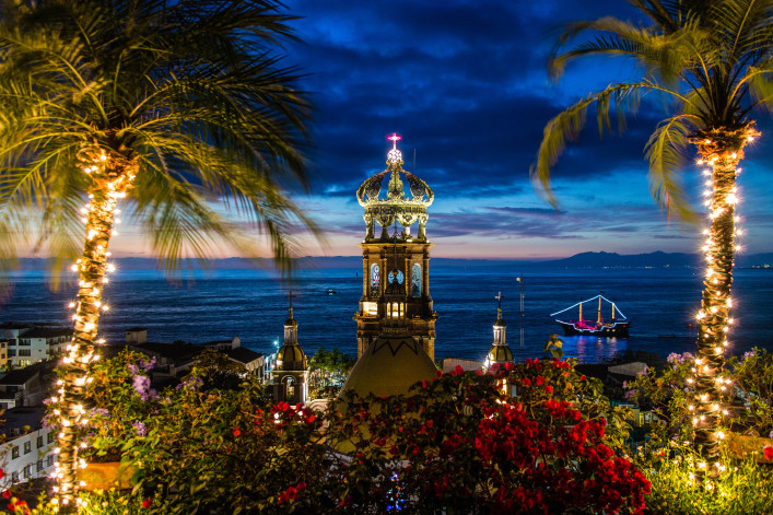 Puerto Vallarta Sonnenuntergang